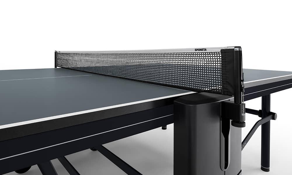 Netz vom Outdoor Tischtennistisch SDL Black