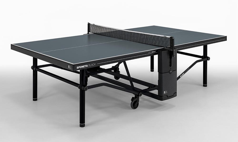 Outdoor Tischtennistisch Sponeta SDL Black